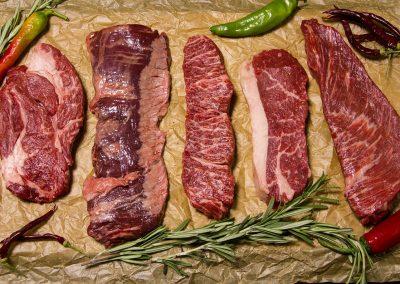 Disminuir proteína de origen animal terrestre
