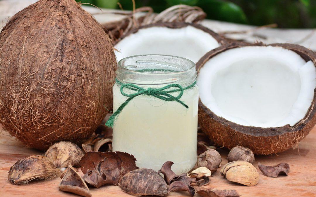 Aceite de Coco: su interés en la salud y en el deporte